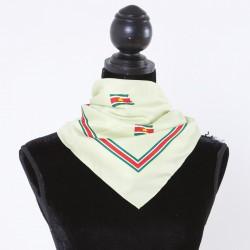 Suriname scarf (mintgreen)
