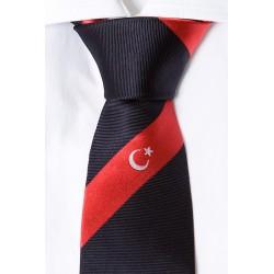 Türkei Krawatte (noir)