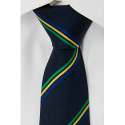 Cravate Brésilienne  (bleu foncé)
