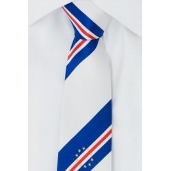 Kaapverdische stropdas (wit)