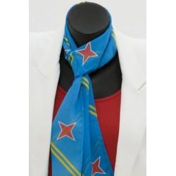 Arubaanse shawl (Blauw)