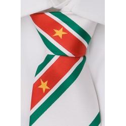Surinaamse stropdas ( wit)