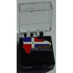 Dominicaanse Republiek vlag pin