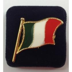 Italiaanse vlag speldjes