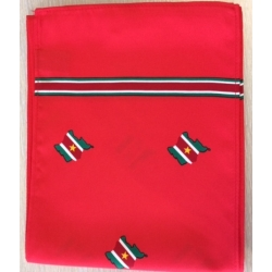 Suriname scarf (red)