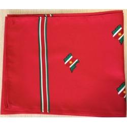 Suriname scarf (dark red)