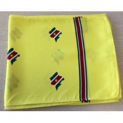 Suriname Tücher (gelb)