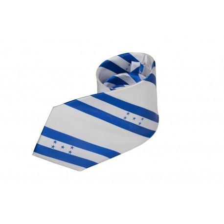 Honduras Krawatte weis
