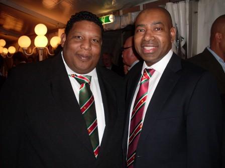 Suriname das Ambassade 2009