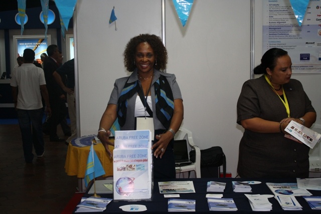 Aruba dassen Expocomer Mexico