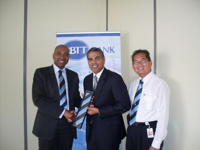 Bezoek Directeur RBTT