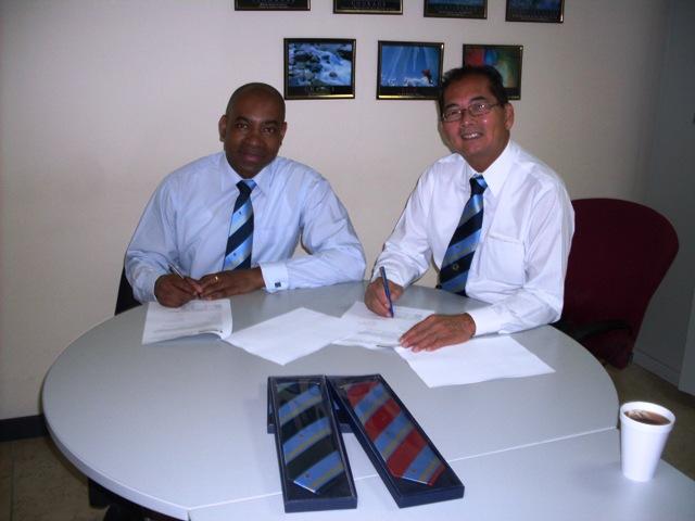 Sponsoring Aruba Charity