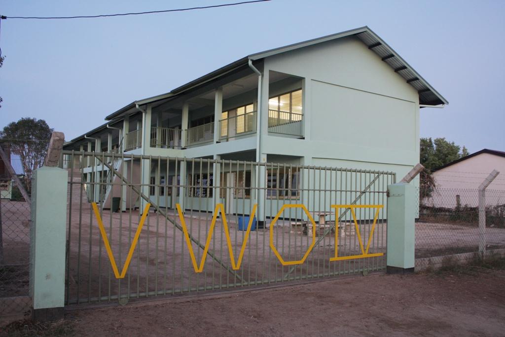 Sponsoring schoolcomputers Suriname