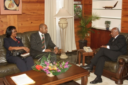 Suriname visit