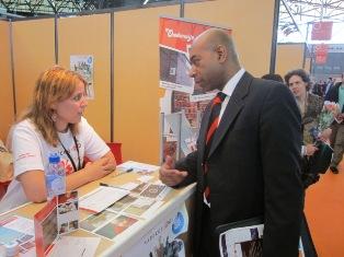 Smap expo: Marokko vastgoedbeurs