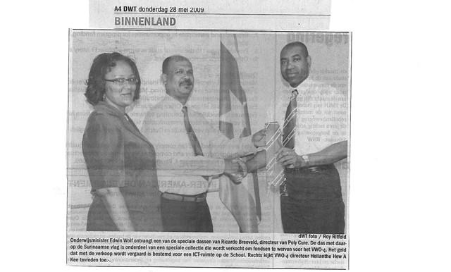 Suriname: De Ware Tijd