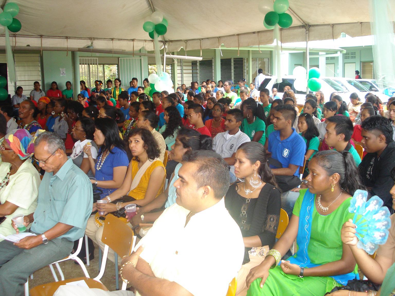 Opening VWO4 Suriname